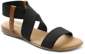 Kensie Brianna Strappy Flat Sandals Women Shoes