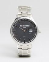 Ben Sherman WB056BSM Bracelet Watch In Silver