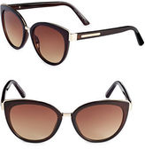 Vince Camuto 50mm Cat-Eye Sunglasses