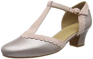Hotter Viviene, Women's T-Bar T-Bar Heels,(39 EU)