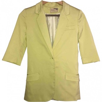 Elizabeth and James Yellow Jacket for Women