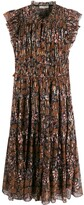 Ulla Johnson Renata printed dress