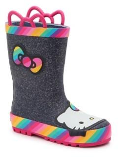 Western Chief Hello Kitty Rainy Bow Rain Boot - Kids'
