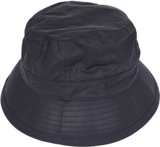 Barbour Wax Blue Hat