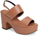 Robert Clergerie Women's Emple Platform Sandal