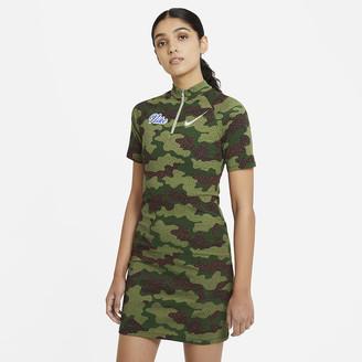 Nike Women's Short-Sleeve Dress Sportswear