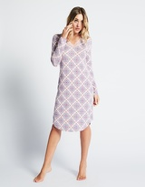 Deshabille Pink Muse Night Dress