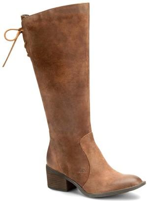 Børn Women's Casual boots RUST - Rust Felicia Distressed Suede Boot - Women
