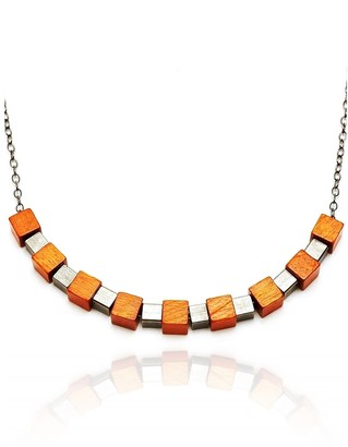 Daixa Somed Orange Necklace
