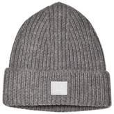 Acne Studios Grey Melange Pansy Hat