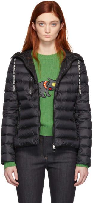 Moncler Black Down Seoul Jacket
