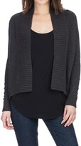 Lilla P High-Low Cardigan Sweater (For Women)