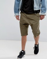 Maharishi Drop Crotch Shorts