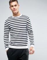 Jack and Jones Stripe Sweater