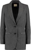 By Malene Birger Herringbone woven blazer