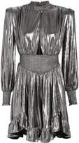 retrofete Melody Lame Mini Dress