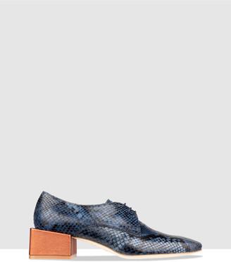 Habbot. Ellino Lace-up Heels