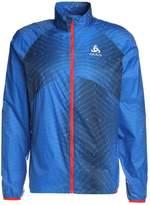 Odlo Jacket Omnius Sports Jacket Energy Blue