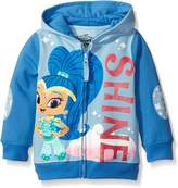 Nickelodeon Toddler Girls Shimmer and Shine Costume Hoodie