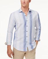Tasso Elba Men's Linen Blend Shirt, Created for Macy's