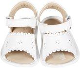 Elephantito Sandal w/Scallop (Infant) - White-2 Infant