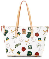 Dooney & Bourke Athletics Zip Top Shopper