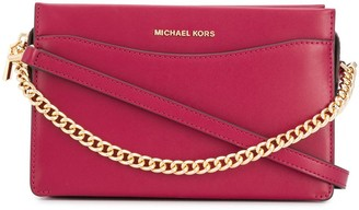 Michael Kors chain strap tote bag