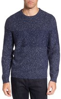 Nordstrom Men's Marled Fisherman Sweater
