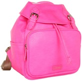 Nine West Bright Lights Backpack (Hot Magenta) - Bags and Luggage