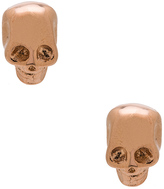 Givenchy Skull Earrings