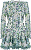 Zimmermann Whitewave Laced Flip Dress
