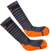 2XU Men's Striped Run Compression Socks 8135709