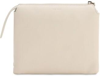 The Row Nu Mini Twin Leather Top Handle Bag