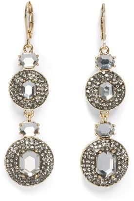 Vince Camuto Jeweled Drop Earrings