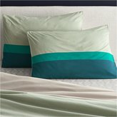 CB2 Set Of 2 Varadero Standard Shams