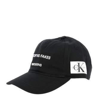 Calvin Klein Baseball Style Hat With Logo
