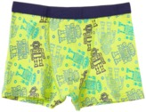 Crazy 8 Robot Boxer Briefs