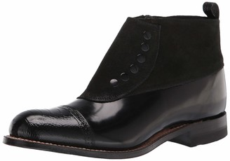 Stacy Adams Men's Madison Cap Toe Boot Chukka