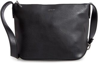 Matt & Nat Large Sam Faux Leather Crossbody Bag