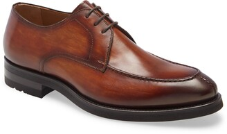 Magnanni Mitchell Split Toe Derby