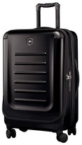 Victorinox Men's Spectra 2.0 27 Inch Hard Sided Rolling Travel Suitcase - Black