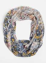 Dorothy Perkins Cream Patchwork Floral Snood