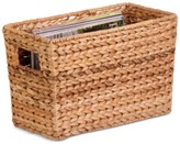 Honey-Can-Do Magazine Basket Water Hyacinth