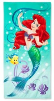 Disney License Little Mermaid Beach Towel