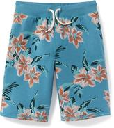Old Navy Printed Fleece Shorts for Boys