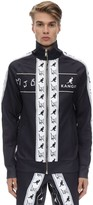 Burton Mjb Marc Jacques MJB X KANGOL ZIP-UP TRACK JACKET