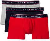 Tommy Hilfiger Men's 3-Pk. Cotton Stretch Trunks