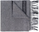 Dolce & Gabbana fringed scarf - men - Silk/Cashmere - One Size