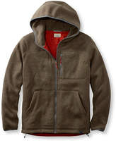L.L. Bean L.L.Bean Sweater Fleece, PrimaLoft Full-Zip Hooded Jacket