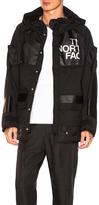 Junya Watanabe x The North Face Jacket in Black.